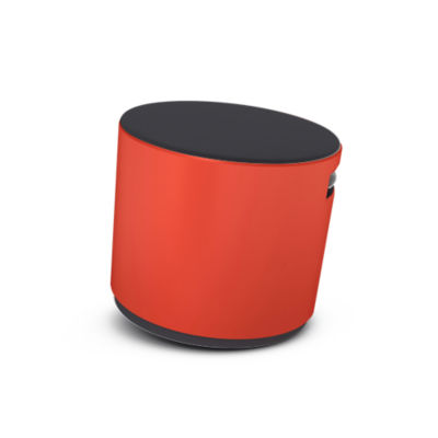 TSBUOY-RED-CANARY: Customized Item of Turnstone Buoy by Steelcase (TSBUOY)