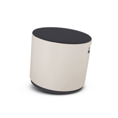 TSBUOY-GREY-SCARLET: Customized Item of Turnstone Buoy by Steelcase (TSBUOY)