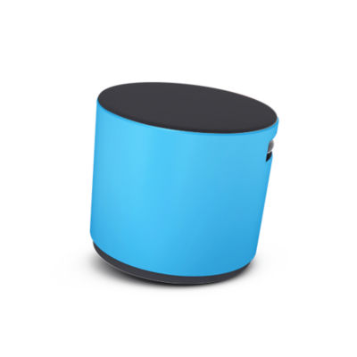 TSBUOY-BLUE-GERANIUM: Customized Item of Turnstone Buoy by Steelcase (TSBUOY)