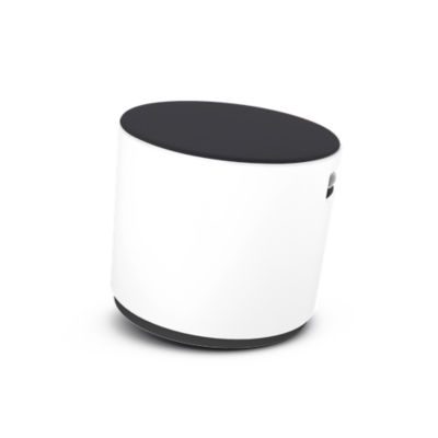 TSBUOY-WHITE-GRAPHITE: Customized Item of Turnstone Buoy by Steelcase (TSBUOY)