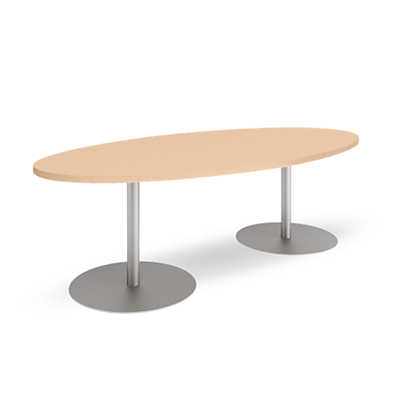 Picture of Groupwork 96in Oval Conference Table by Steelcase