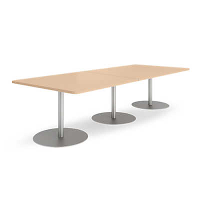 Picture of Groupwork 120in Rectangular Conference Table by Steelcase
