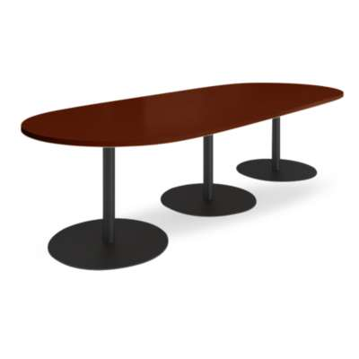 Picture for Groupwork 120in Racetrack Conference Table by Steelcase