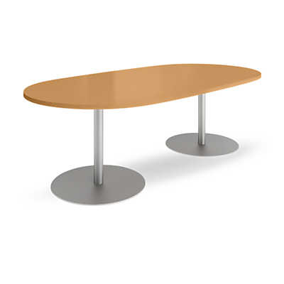 Picture of Groupwork 96in Racetrack Conference Table by Steelcase