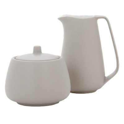 Picture of Mesa Creamer & Sugar Bowl