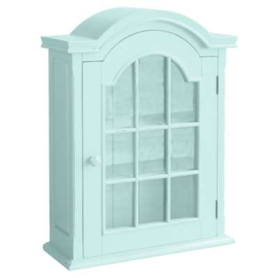 Picture for Arched Glass Cabinet