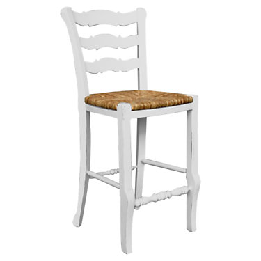 TW206-30: Customized Item of Provence Ladderback Counter Stool (TW206)