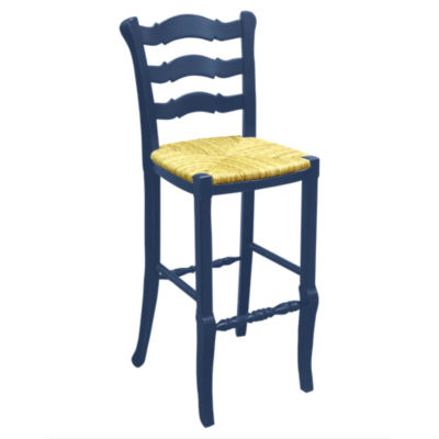 Picture of Provence Ladderback Bar Stool