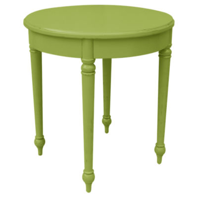 Picture of Provence Round Lamp Table