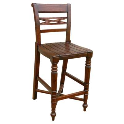 Picture for Raffles Wooden Seat Counter Stool