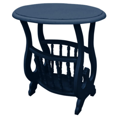Picture of Oval Magazine Table