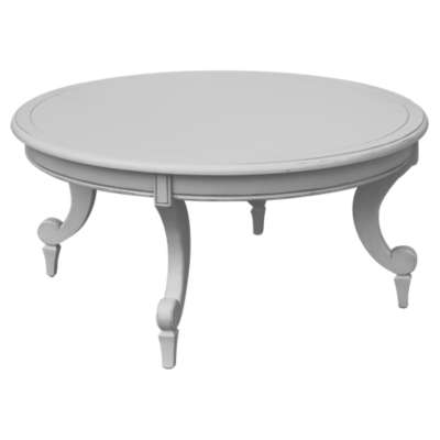 Picture for Siena Round Coffee Table
