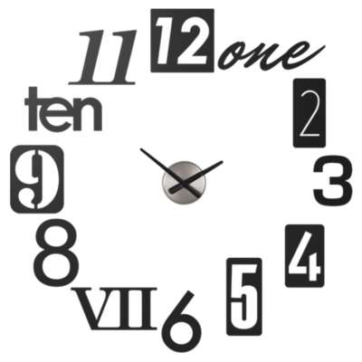 Picture for Numbra Wall Clock by Umbra