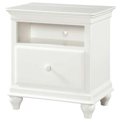 Picture for Classics 4.0 White Nightstand