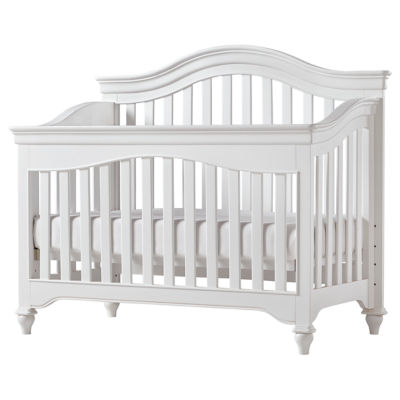 Picture of Classics 4.0 White Convertible Crib