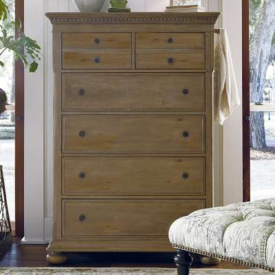 Picture for Down Home Oatmeal Drawer Chest