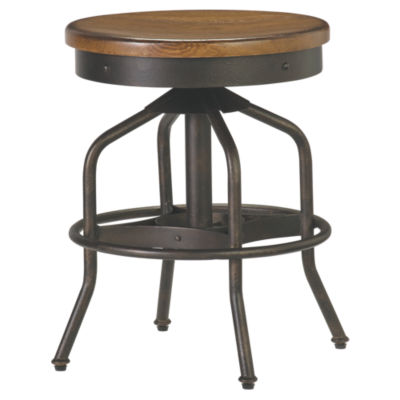 Casual Dining And Accents Factory Stool Smart Furniture