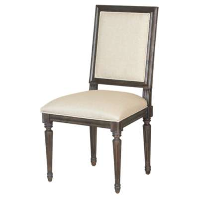 Picture for Berkeley 3 Brownstone Bergere Chair, Set of 2 by Universal