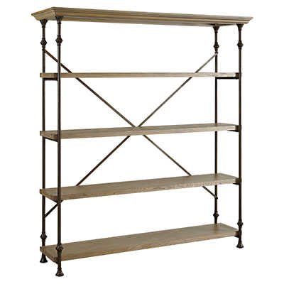 Berkeley 3 Studio Great Room Rack Smart Furniture