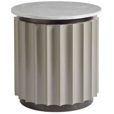 Picture of Rockwell Round End Table by Nina Magon for Universal Furniture