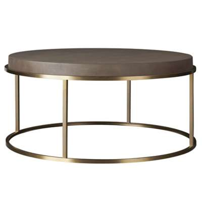 Picture for Modern Bennett Round Cocktail Table by Universal