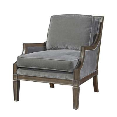 Picture for Curated Crosspoint Accent Chair by Universal