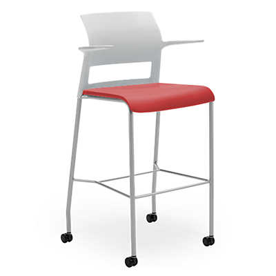Picture of Move Stool by Steelcase, Unupholstered