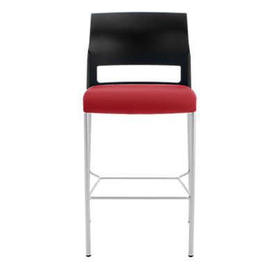 Picture of Move Stool by Steelcase, Upholstered