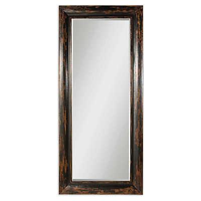 Picture of Wilton Antique Black Mirror