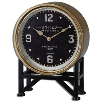 Picture for Shyam Clock by Uttermost