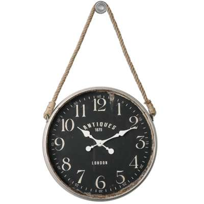 Picture for Bartram Hanging Wall Clock by Uttermost
