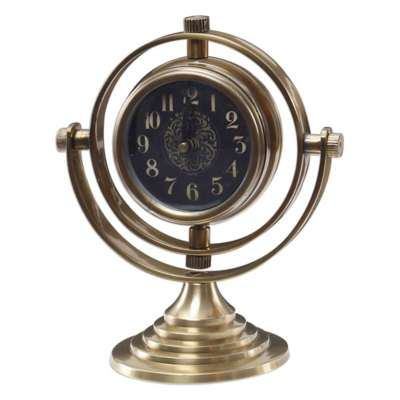 Picture for Almonzo Clock by Uttermost