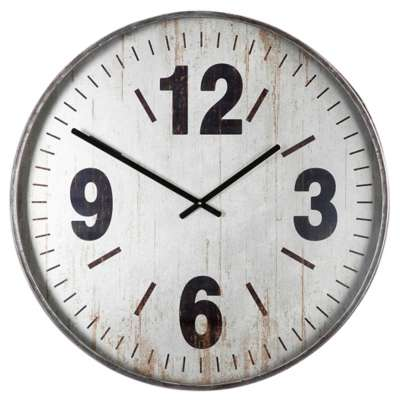 Picture for Marino Wall Clock by Uttermost