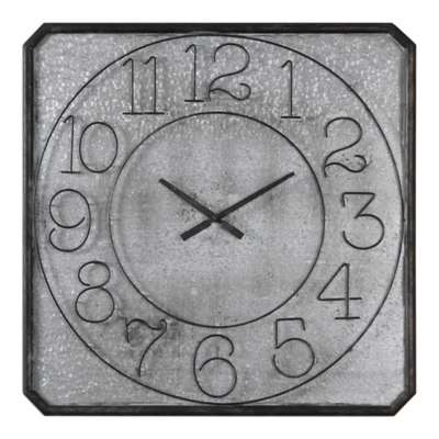 Picture for Dominic Wall Clock by Uttermost
