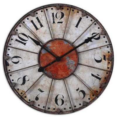 Picture for Ellsworth Wall Clock by Uttermost