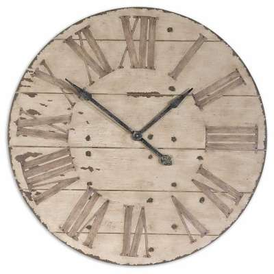 Picture for Harrington Wall Clock by Uttermost