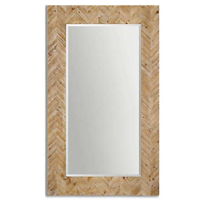 Picture of Demetria Oversized Wooden Mirror