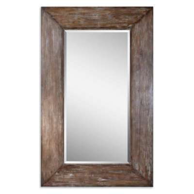 Picture for Langford Large Wood Mirror