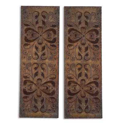 Picture for Alexia Panel Wall Decor, Set of 2 by Uttermost