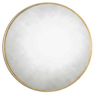 Picture for Junius Round Mirror by Uttermost