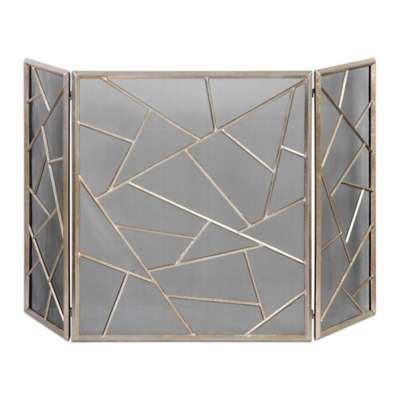 Picture for Armino Fireplace Screen by Uttermost