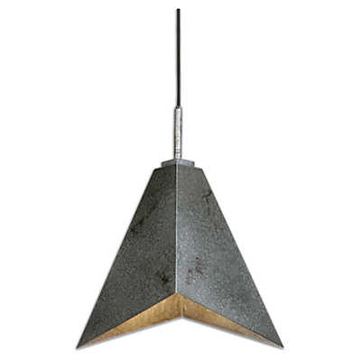 Picture of Flint 1 Light Industrial Modern Pendant