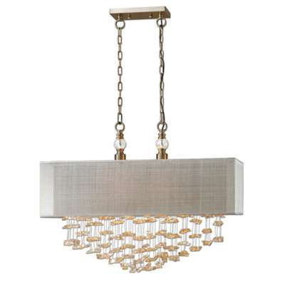 Picture for Santina 2 Light Pendant by Uttermost