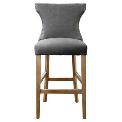 Picture for Gamlin Tufted Bar Stool by Uttermost