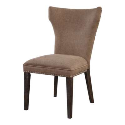 Picture for Aaronus Armless Chair by Uttermost
