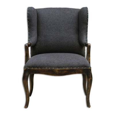 Picture of Chione Armchair by Uttermost