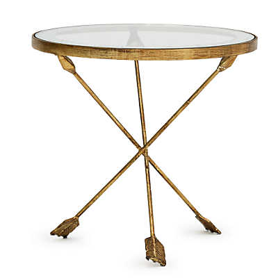 Picture of Aero Glass Top Accent Table