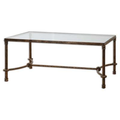 Picture for Warring Coffee Table by Uttermost