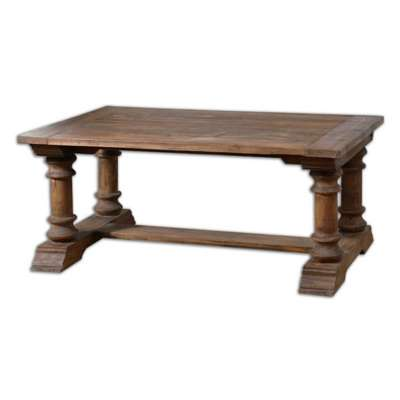 Picture for Saturia Coffee Table by Uttermost
