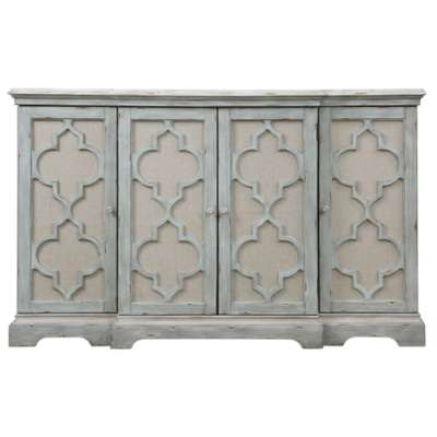 Picture for Sophie 4 Door Cabinet by Uttermost